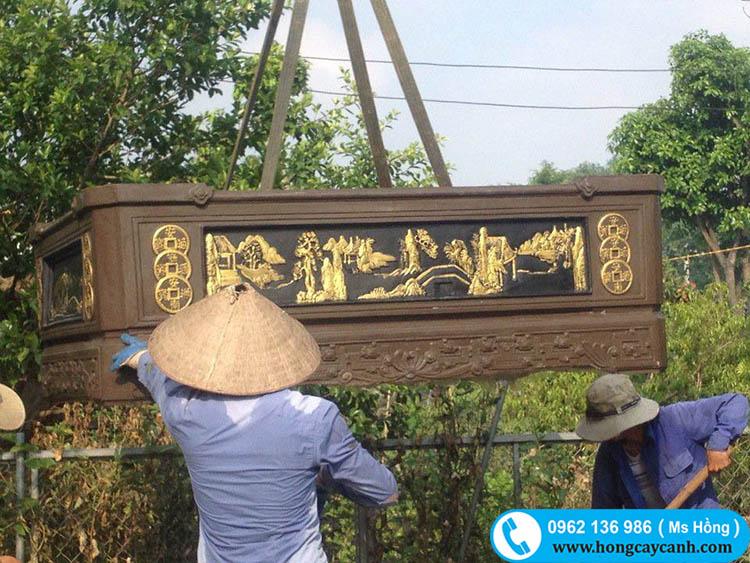 bán chậu bể xi măng Hà Nội