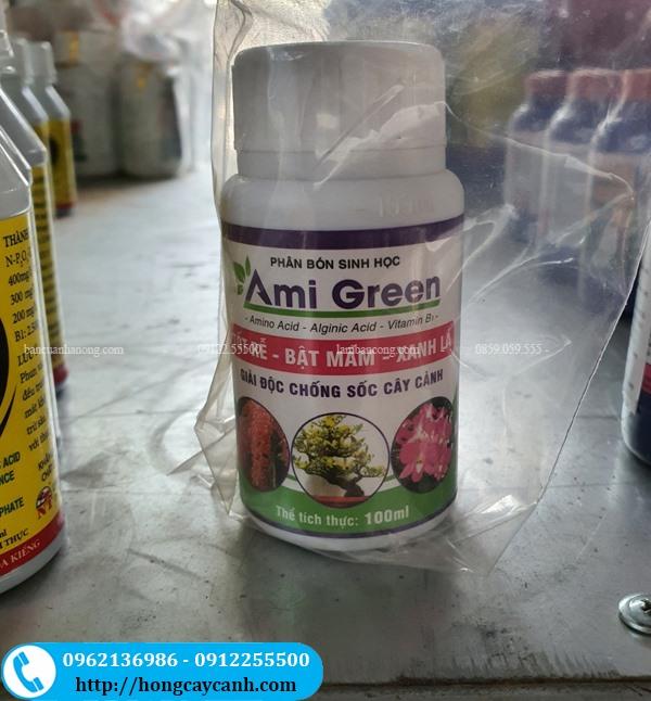 Phân Bón Sinh Học Ami Green